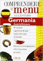Comprendere il menu in Germania, Austria e Svizzera